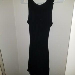 Forever 21 Black slim dress